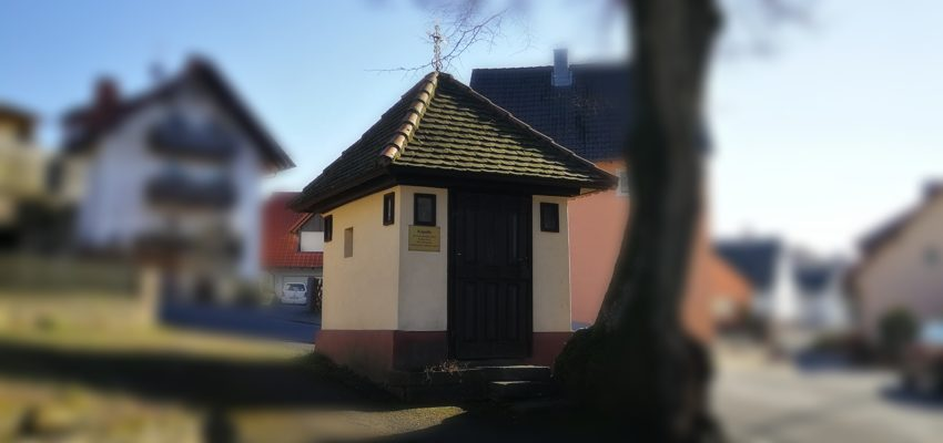Pestkapelle in Huckelheim